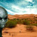 По соседству с пришельцами: Инопланетяне тайно следят за военными США