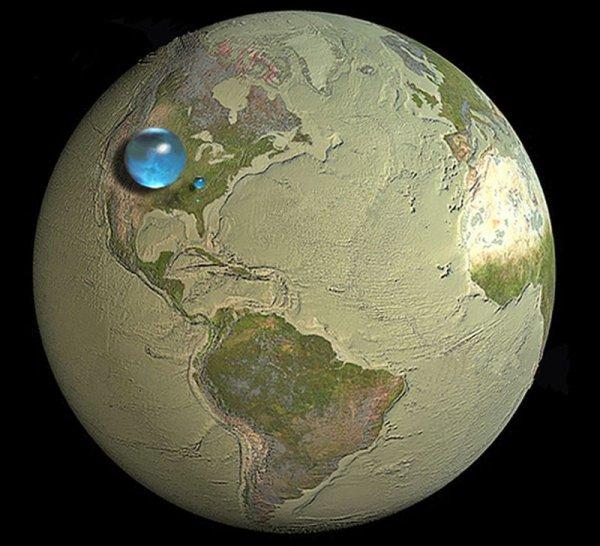 Аномалия ликует!: Нибиру иссушит водные ресурсы в Пасху, 28 марта — конспиролог