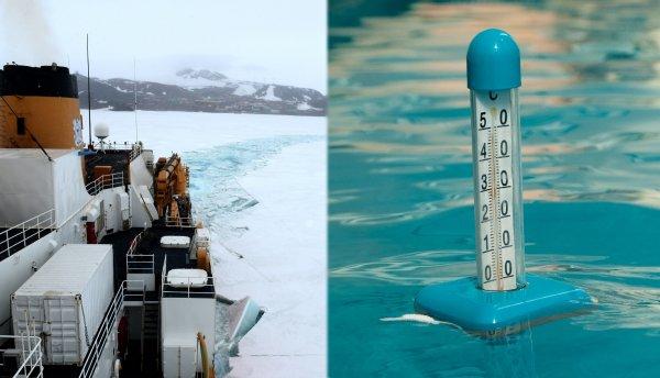 Всемирный потоп неминуем: Берингово море лишилось льда впервые за много лет