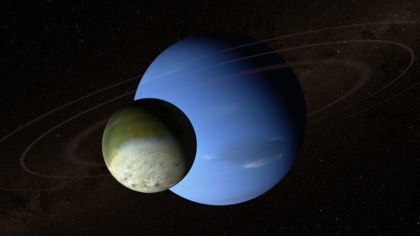 Человечество будет заселять спутники: NASA готовит экспедицию на Луну Нептуна для поиска инопланетной жизни