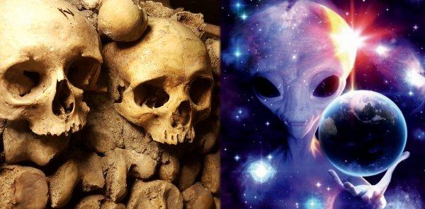 Боги из космоса: Пришельцы прячутся на Земле в ожидании гибели человечества — эксперты