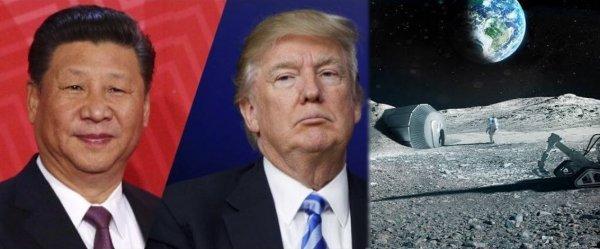 Третья мировая на Луне: Китайцы бросили ответный вызов США в космической гонке