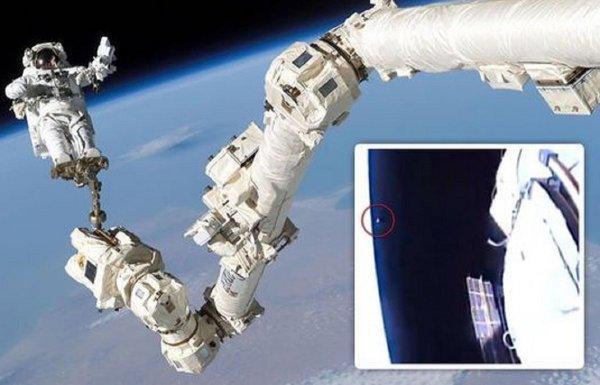 МКС в осаде пришельцев: NASA скрыло еще одно доказательство контроля НЛО над станцией