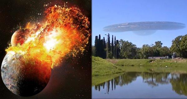 Они знают о конце света: Пришельцы «воруют» у людей воду из-за приближения Нибиру