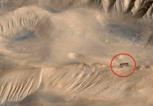 Марс готов для колонизации: На снимках NASA обнаружено поселение древних гигантов