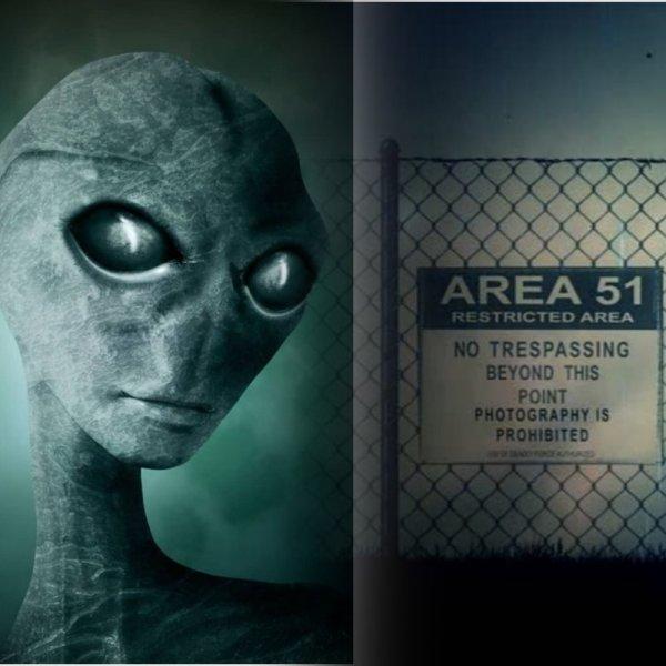 Загадка Зоны 51: В 1947 году СССР спровоцировал крушение НЛО?