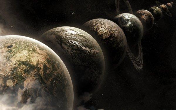 Земля давно уничтожена: Нибиру столкнулась с нашей планетой в параллельной вселенной