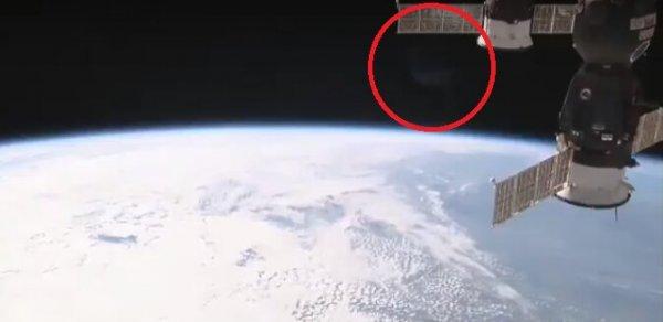 Великана с Нибиру показали на видео – Космонавты МКС засняли над Крымом тень подлетающей Планеты Х