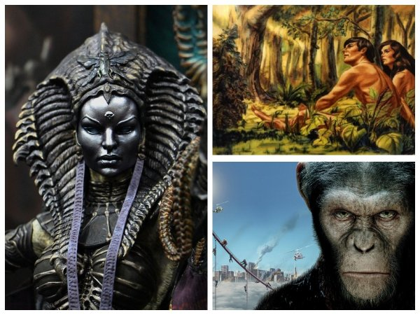 Сценарий планеты обезьян: Новый перевод шумерских текстов открыл тайну гибели Богов Нибиру