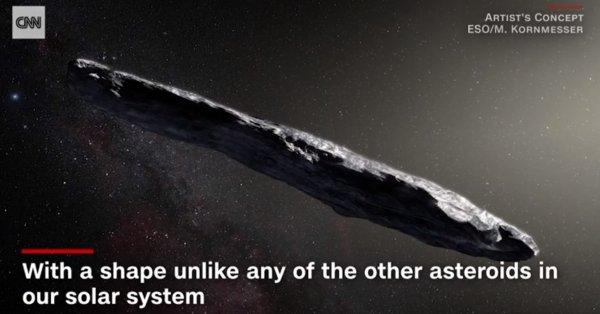 Зародыши инопланетян: Межзвездные метеориты сеют на Земле потомство из «параллельной вселенной»
