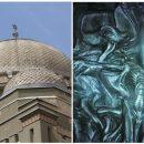 Тайный культ Нибиру: В шведской синагоге обнаружили внеземную фреску