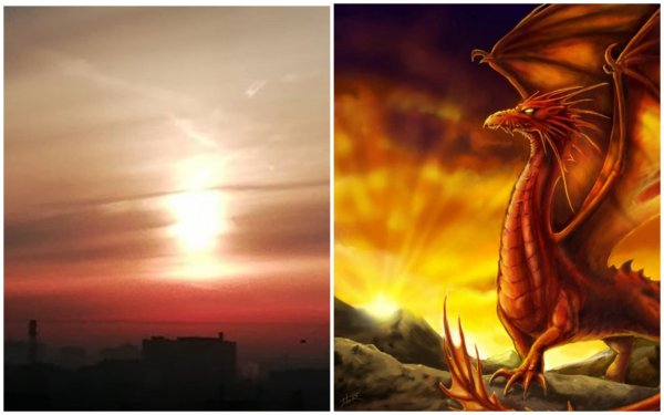 «Огненный дракон» Нибиру пролетел у МКС: Покрасневшая Планета Х едва «не сожгла» Москву перед «кровавой Пасхой»