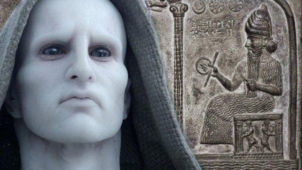 Падшие ангелы могли быть марсианами – Уверены конспирологи