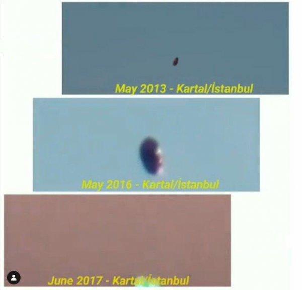 Нибиру наблюдает за Землей в опасной близости — Пришельцы массово совершают нападения на самолёты