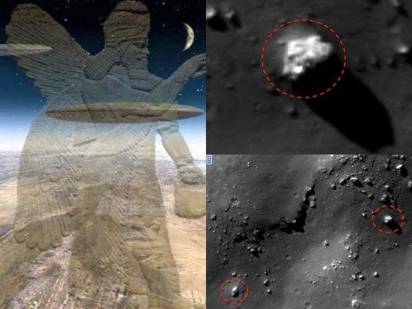 Драконы-пришельцы оказались в ловушке – Роскосмос и NASA создадут магнитный щит от авангарда Нибиру на Луне