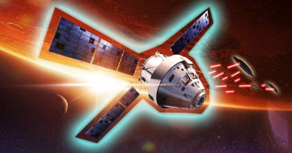 Энергетические щиты против пришельцев: США готовится к войне за Марс