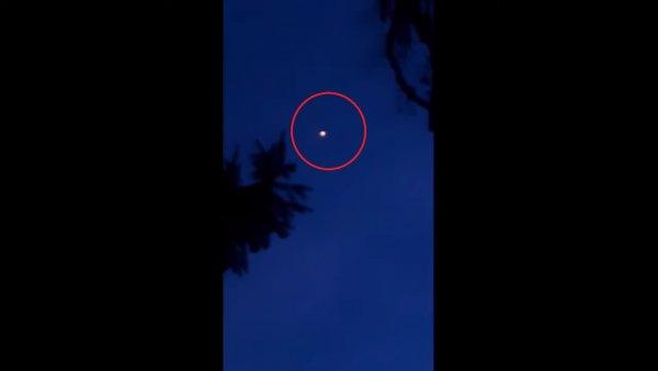 Найдено укрытие инопланетян с Нибиру на Земле: Скопление НЛО зафиксировали в США