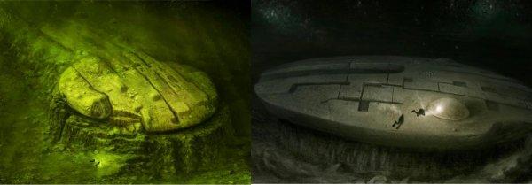 Страстная пятница в день Чернобыля: Двойная «чёрная» дата разбудила древний НЛО на дне Балтики – эксперт