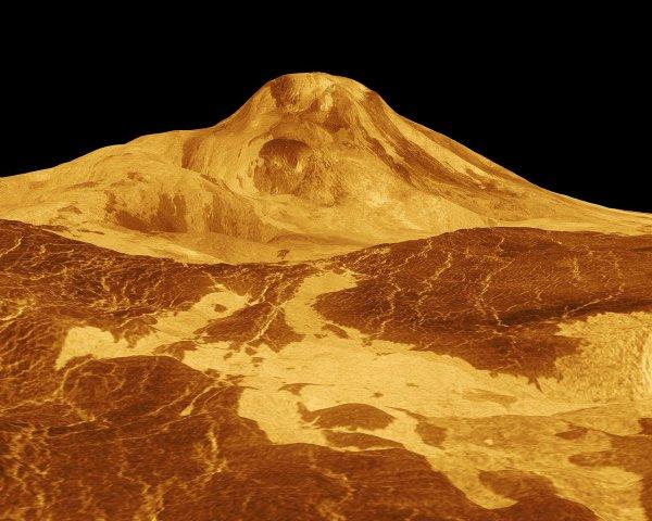 Обитаемая Вселенная: Ученые обнаружили на Венере жизнь