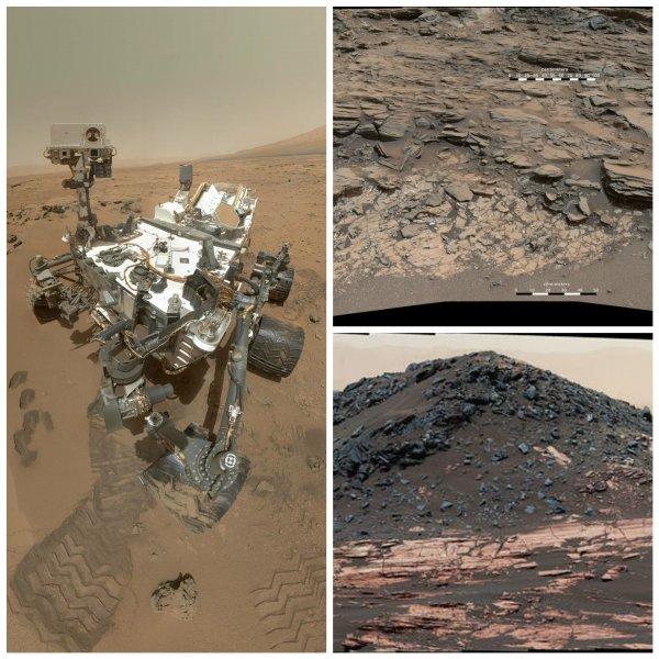 Уфолог напал на след марсиан — Чип из «подземного города» вылез на поверхность Марса