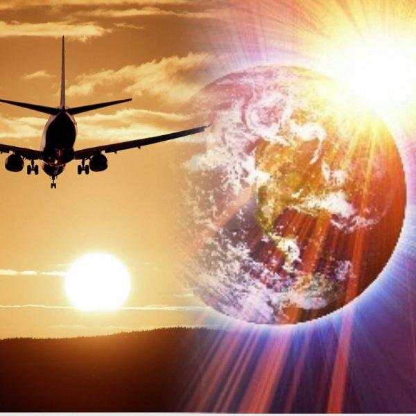 13 человек — только начало? Аномалия на Солнце могла привести к крушению самолёта в Шереметьево
