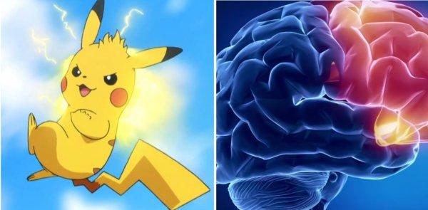 Покемоны изменяют мозг? Психологи рассказали о детях, которые слишком часто играли в видеоигру