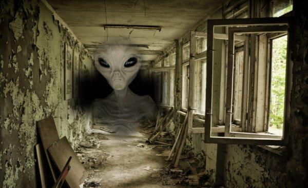 Пришельцы активизируют радиоактивные вещества в Чернобыле ради новой мировой катастрофы