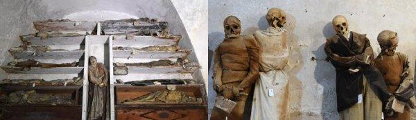 Зомби-мумии в Сицилии подтвердили наличие пришельцев на Земле — палеонтолог