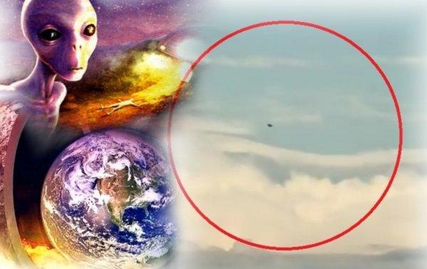 Уфолог обнаружил вход в инопланетный тоннель на Солнце