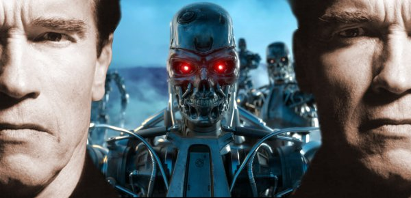 Терминатор с Нибиру: Пришельцы используют ДНК Шварценеггера для создания армии клонов — уфолог