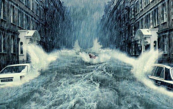 Всемирный потоп начался: Искусственный шторм пришельцев ударил по Дальнему востоку — уфолог