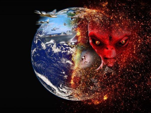 Фильм пришелец запущен: НЛО «летающая голова» охотится на землян