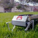 Почти как живой: Робопёс Doggo может прыгать и делать сальто