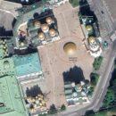 Путин встречался с пришельцами: Припаркованный в Кремле НЛО найден на Google Maps — уфолог