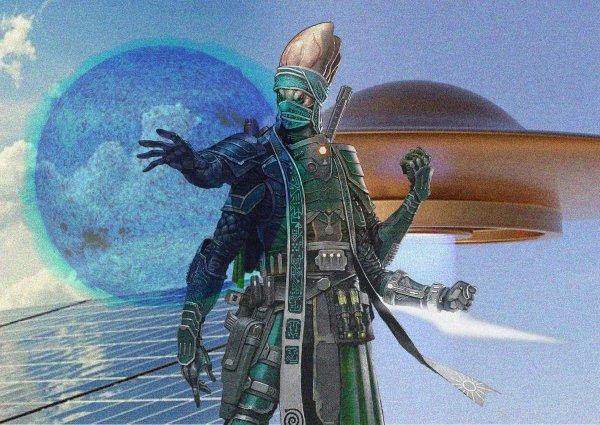 Пришельцы вернутся домой – Солнечный парк Египта построят по технологии Атлантов