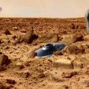Кто сбил корабль пришельцев? Зонд Google заснял крушение НЛО на Марсе