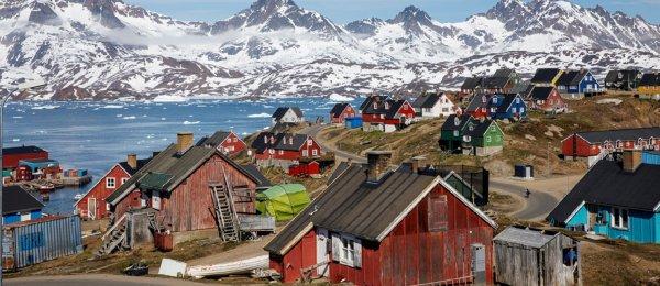 Дальше всемирный потоп? Растаявшая Гренландия поднимет уровень мирового океана на 7 метров
