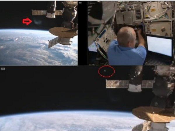 Пришельцы атакуют МКС - Нибиру ближе, чем Луна