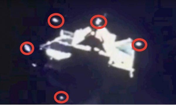 Беспилотники пришельцев уже на Луне: NASA зафиксировало начало вторжения на Землю