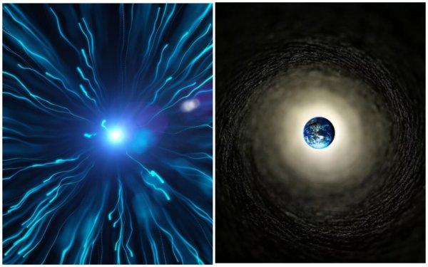 Антиматерия появилась во Вселенной из-за пришельцев