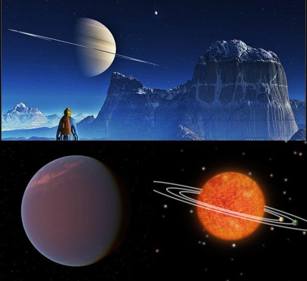 Атмосфера коричневых карликов может оказаться обитаемой – Астрономы