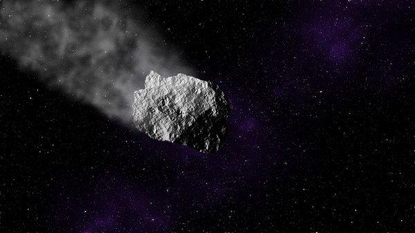Как два Челябинских метеорита: К Земле летит гигантский астероид на огромной скорости