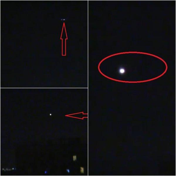 Маскируются под самолеты: Над Москвой заметили яркий НЛО