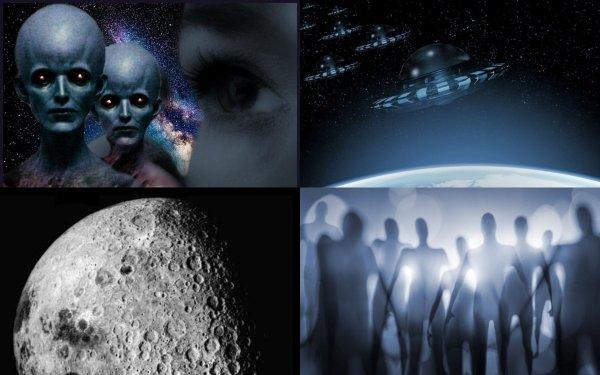 Подают сигналы с Луны: Пришельцы готовятся напасть на человечество — уфологи