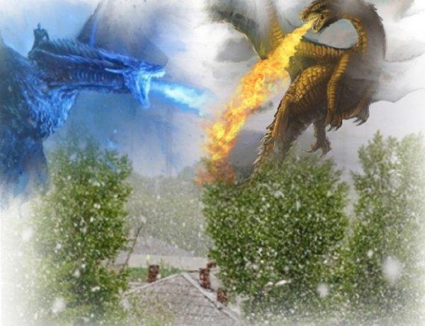 Между льдом и пламенем: Иркутск оказался в эпицентре климатического Апокалипсиса