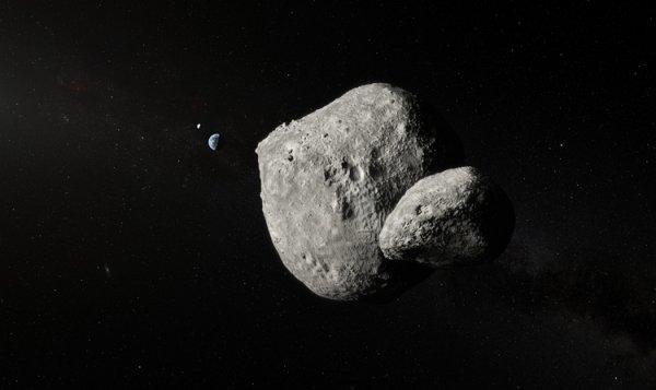 «Астероид с прицепом»: Корабль-разведчик Нибиру сфотографирован возле Земли