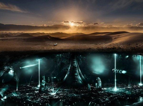 Пустыня рухнет? Марсиане отстроили города под песками Земли