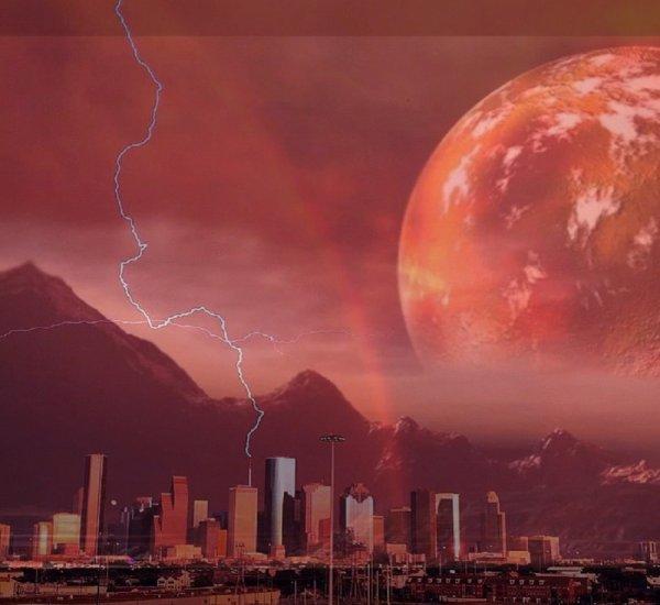 Хьюстон, у вас проблемы: Кровавая Нибиру показалась в небе над США