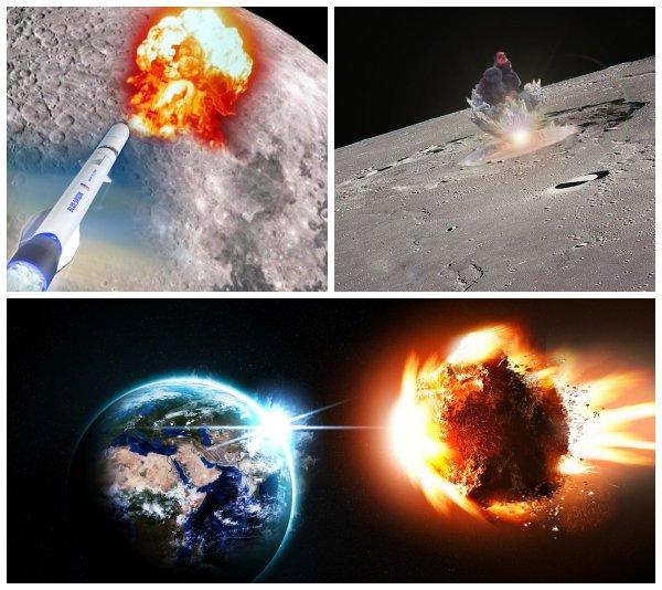 Луну взорвут? Нибиру станет новым спутником Земли