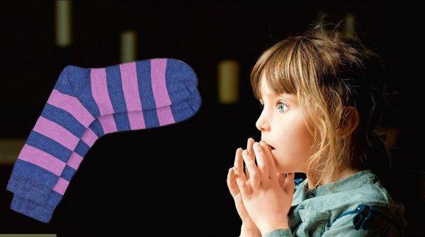 Носки «убивают» детей: Учёные доказали, что 9 из 10 изделий содержат смертельные бактерии